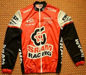 SRAM Racing - Sachs Cycling Jacket, Adult Large