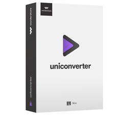 UniConverter for Mac 2020 (Ultimate Video Converter for Mac), Full Version