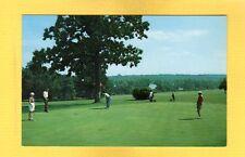 Delavan Lake,WI Wisconsin, Lake Lawn Lodge 7th Green on Golf Course