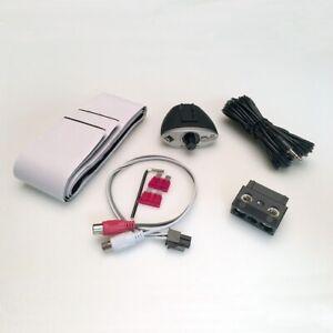 Rockford Fosgate P300-10 P300-12 Reinstall Kit Bass Knob Pwr Plug Rca Input Velc