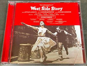 MASTERSOUND  Original Broadway Cast  WEST SIDE STORY  24k Gold CD CK 64419  NM!