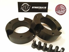 "[SR] 3"" Front Leveling Spacer Lift Kit 99-06 Toyota Tundra 4WD & 2WD (BLACK)"