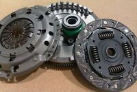 DMF DUAL MASS TO SINGLE FLYWHEEL AND CLUTCH KIT WITH CSC FOR FORD FOCUS II TDCI
