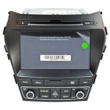 OEM Factory Radio Navigation System Head Unit For Hyundai Santa Fe Infiniti