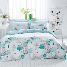 Single/Double/Queen/King Size Bed Quilt/Doona/Duvet Cover Set 100% Cotton-Dream