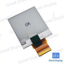 1.54 inch E-paper 200x200 GDP015WG1  E Paper E-paper LCD display