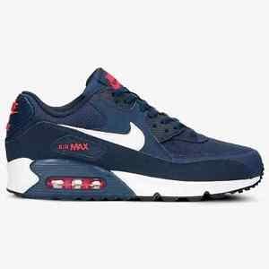 Nike Air Max 90 Essential Herren Herrenschuhe Sneaker Turnschuhe AJ1285 403 SALE