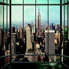 1 WALL GIANT PHOTO WALLPAPER NEW YORK WINDOW SCENERY VIEW NY MURAL 3.15 x 2.32m