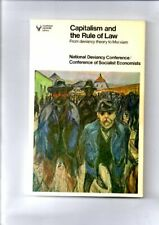 Capitalism and the Rule of Law: From Deviancy Theory to Marxism,Bob Fine,etc.