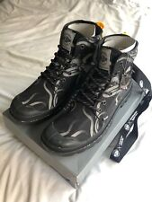 PALLADIUM X CHRISTOPHER RAEBURN NIGHT SQUID PAMPA HI BLACK - UK8 / US9 / EU 42