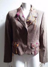 giacca donna misto lana EXE taglia 46