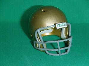 Notre Dame Fighting Irish Custom Made Pocket Pro Mini Football Helmet