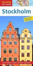 REISEFÜHRER STOCKHOLM 2017/18 + GROSSER STADTPLAN HERAUSNEHMBAR VERLAGSFRISCH