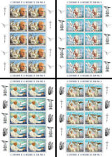 Central Africa. 2020 The centenary of the birth of Pope John Paul II. Klb (0301)