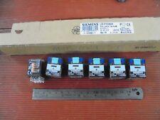 6 Siemens LZX:PT570024 Relays