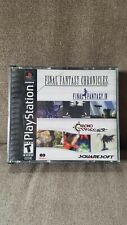 Final fantasy chronicles ps1 Black Label Complete Tested