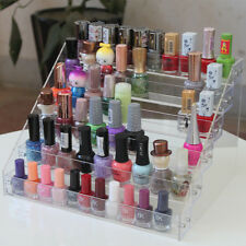 Cosmetic Makeup Lipstick Nail Varnish Storage Holder Organizer 6 Tier Rack