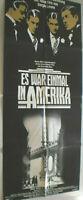 Filmplakat ,PLAKAT,ES WAR EINMAL AMERIKA,ROBERT DE NIRO,SERGIO LEONE #7