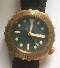 Armida A1 42mm 300m Brass Automatic Dive Watch