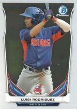 2014 Bowman Chrome Baseball Prospects Series 2 #BCP18 Luigi Rodriguez