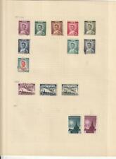 THAILAND Collection ,55 Stanley Gibbons pages 2008 Scott $ 230.00 +, VF Used