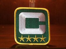 Awesome ,,,,GREEN BAY PACKERS CAPTAIN PATCH 4 stars ,JERSEY READY. Best Edition