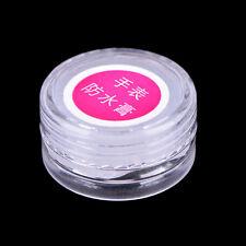 1pc silicone grease waterproof watch cream upkeep repair restorer tool ;