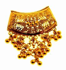 HANDMADE 22 CARAT YELLOW GOLD CHARM PENDANT LOCKET NICE DESIGN
