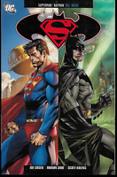 Superman Batman: Big Noise by Joe Casey & Scott Kolins 2010 TPB DC Comics OOP
