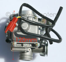 CARBURETOR FOR LANCE VINTAGE BMS TANK ZNEN JONWAY TAOTAO 150CC GY6 150 SCOOTERS