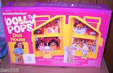 #2062 NRFB Vintage Knickerbocker Dolly Pops Dollhouse