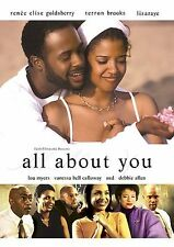 All About You (DVD, 2004) BRAND NEW