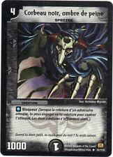 Duel Masters n° 51/110 - Corbeau noir, ombre de peine