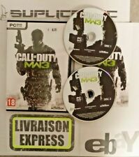 CALL OF DUTY MODERN WARFARE 3- RETRO PC - JEU FR