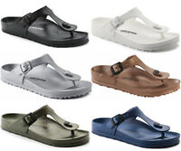 Birkenstock Gizeh EVA Flip-Flops Single Strap Sandals Mens Womens Unisex Shoes