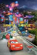 "Disney - Pixar - Cars (11"" x 17"") Collector's Poster Print ( T5) - B2G1F"