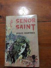 Leslie Charteris Senor Saint 1959 hard back