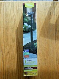 Better Homes & Gardens 1 Piece QuickFIT LED Telescope Spotlight BH17-092-099-22