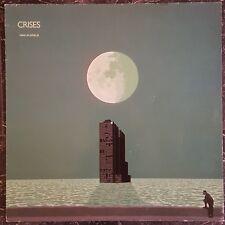 "Mike Oldfield - Crises - 12"" LP Vinyl Record [V2262] Ex.Cond"
