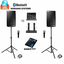 BEST PROFESSIONAL JBL Karaoke System DJ Laptop Digital MACHINE Karaoke System