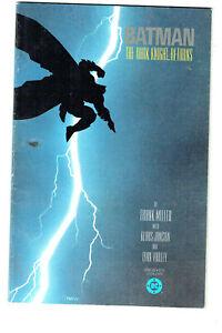 Batman: The Dark Knight #1 1st print frank miller (Feb 1986, DC)