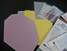 Creative Memories Classic Photo Mounting Paper Lot; Plus