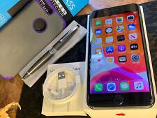 Apple iPhone 7 Plus (32gb) T-Mobile Blocked (A784) Black: MiNT {iOS13} 88% LooK