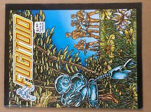 Fugitoid 1 Teenage Mutant Ninja Turtles Eastman Laird 1985 Mirage Midgrade VG/FN