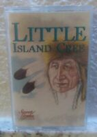 Little Island Cree - Self Titles Cassette Tape RARE Native Folk World Aboriginal