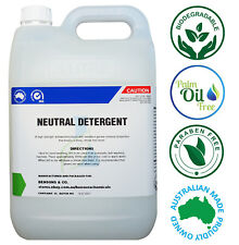 5 Litre Neutral pH Detergent - Concentrated Sink Dish Washing Soap 5L