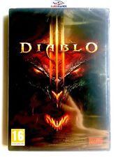 Diablo 3 PC Nuevo Precintado Retro Videogame Videojuego Sealed New PAL/SPA