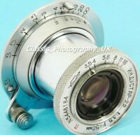 Industar-22 1:3.5 F=50mm LEICA L39 fit Lens Made in USSR for Leica LTM & Leica M