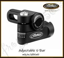 MATHEWS Adjustable V-Bar - Mfg by SHREWD - Authorized Dealer