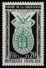 Frankrijk postfris 1960 MNH 1325 - Bevrijdings Orde